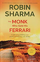 monk who sold his ferrari best self help books of all time