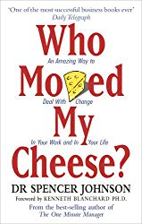 who moved my cheese best self help books of all time