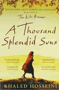 a thousand splendid suns Good Books to Read for Teens and Young Adults