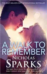a walk to remember Good Books to Read for Teens and Young Adults
